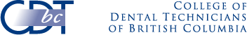 College of Dental Technicians of BC logo